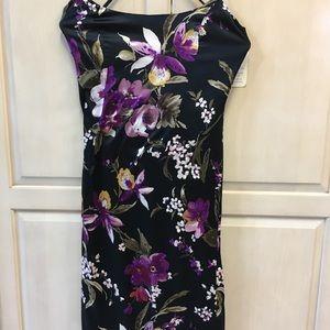 NWT women's floral summer dress 👗 size 8
